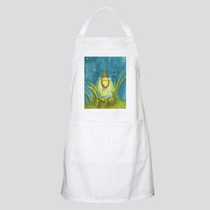 Light In A Jar Apron